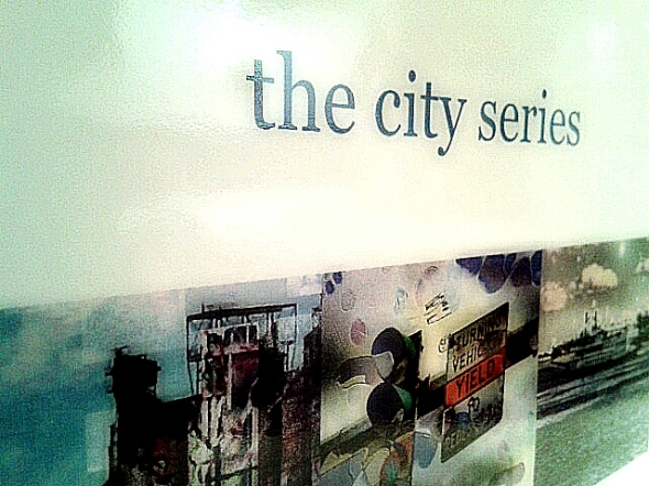 The City Series: First Published Book
